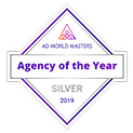 TOP AD AGENCY OF THE YEAR 2019