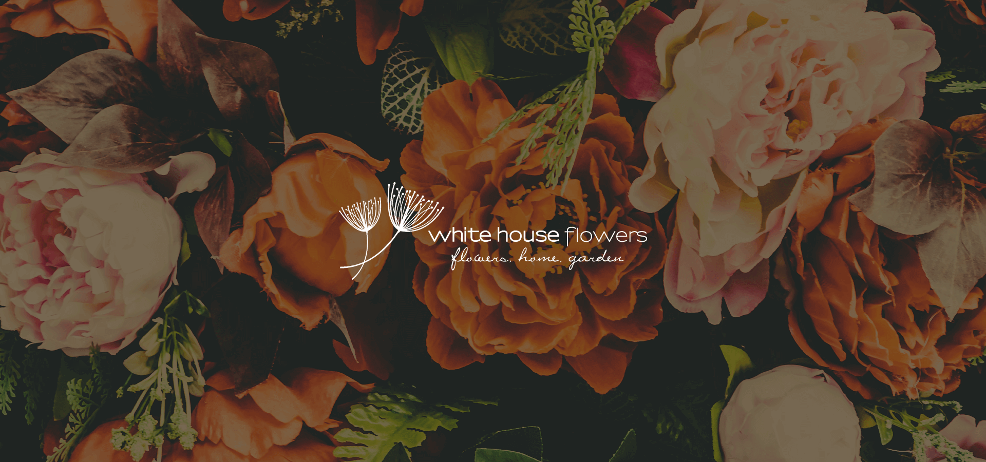 Web Development for White House Flowers
