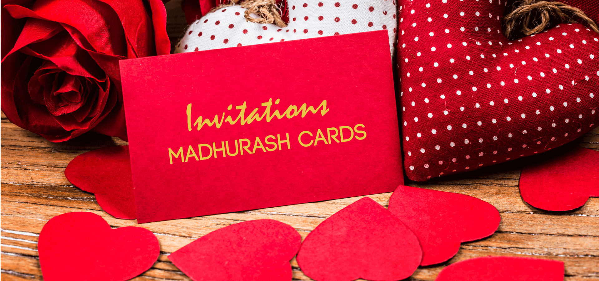 Web Development for Madhurash Cards