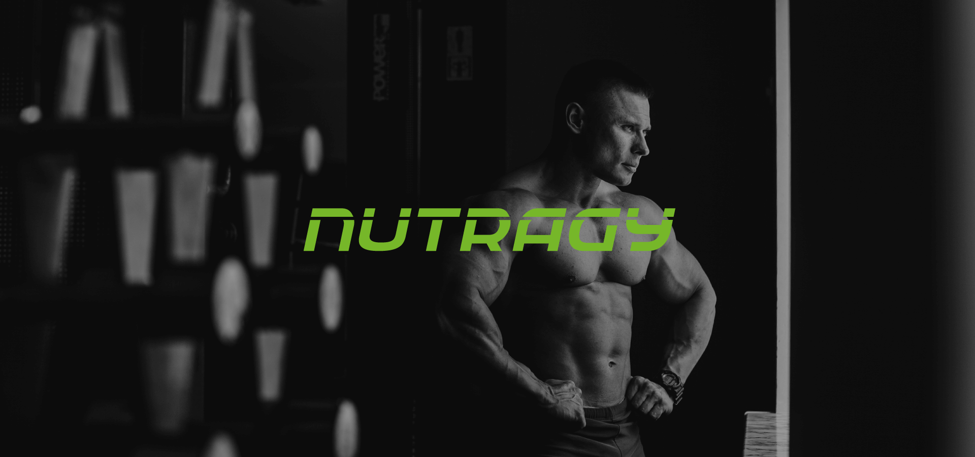 Web Design for Nutragy