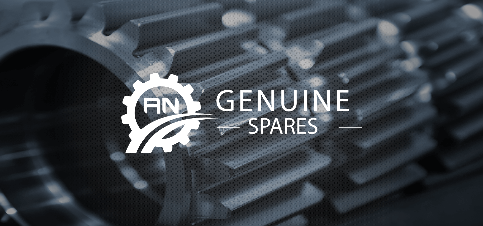 AN Genuine Spares Logo Design