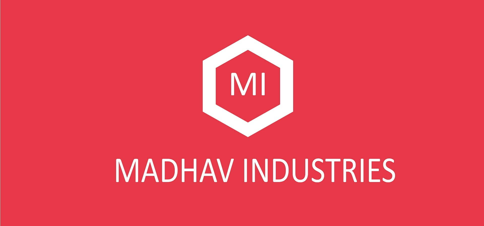 Branding for Madhav Industries