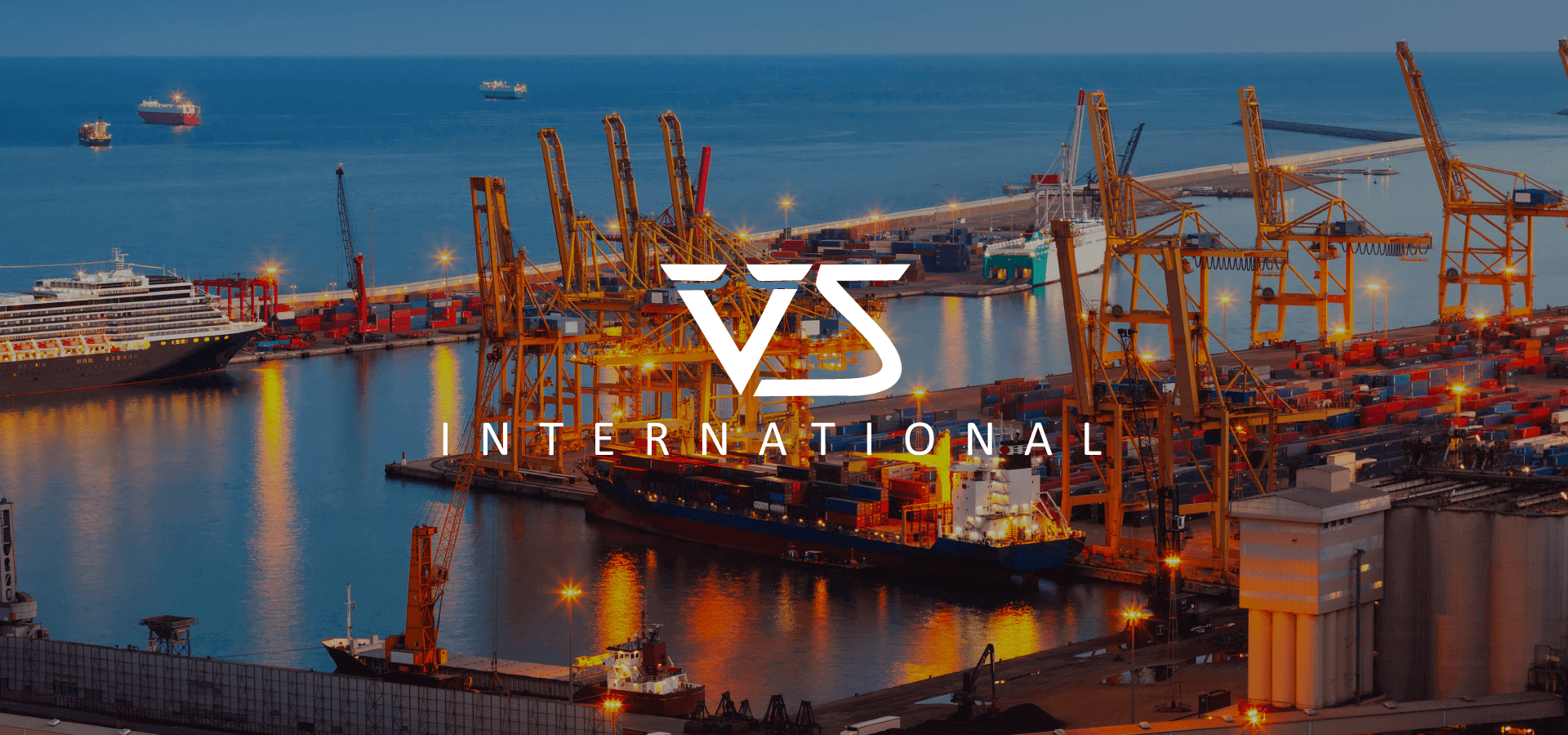 Web Design for Vs International